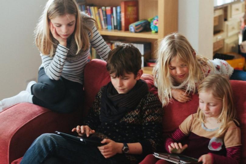 Развитие навыков общения у детей