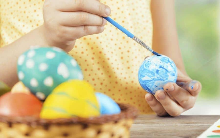 Украшения яиц