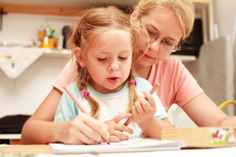 Занятия с ребенком