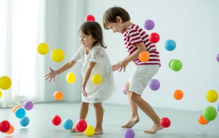 Детские активные игры
