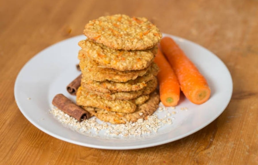морковное печенье рецепт