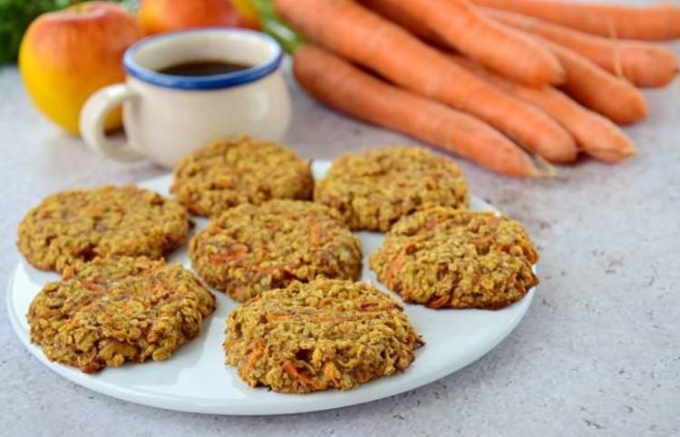 морковное печенье домашнее рецепт
